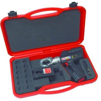 AP60-2 Battery Operated Hydraulic Crimping Tool – 60 kN 'intercable'