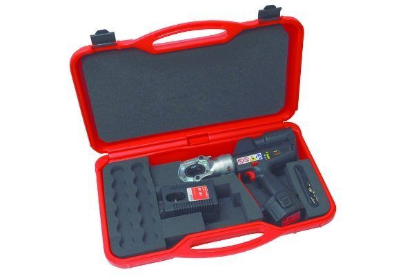 Battery Operated Hydraulic Crimping Tool