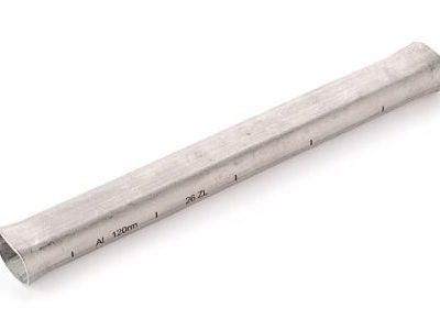 Al Full-Tension Joint Oval Section DIN 48201