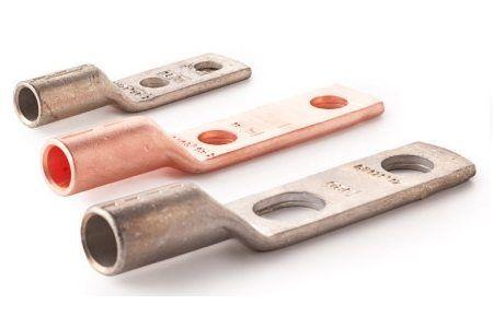 Copper Compression Cable Lugs