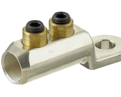 SICON Cable Lug – Bolted Connectors, DIN Standard