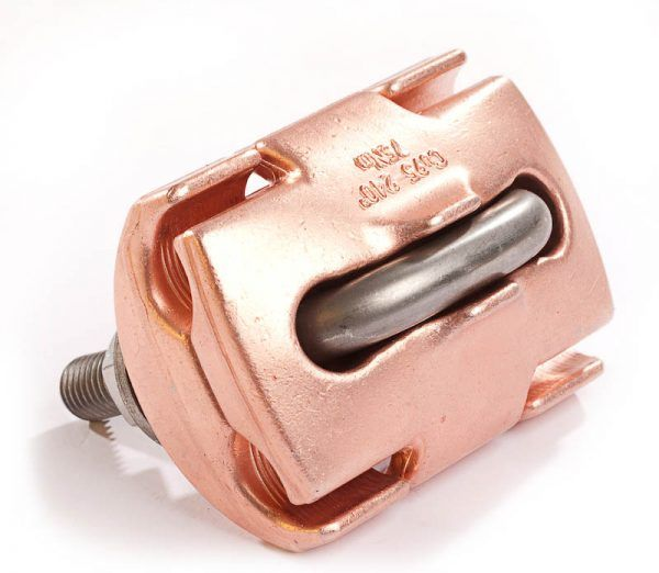 Copper Bow - Type Clamps